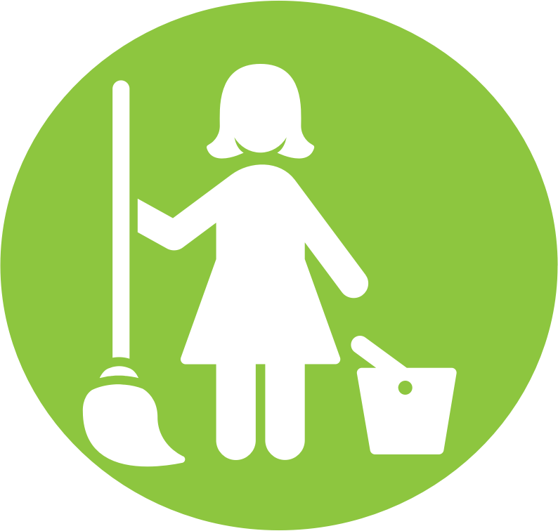 Maid pictogram