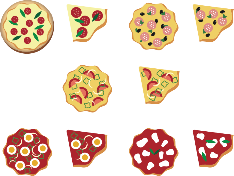 Small Pizza (#3)
