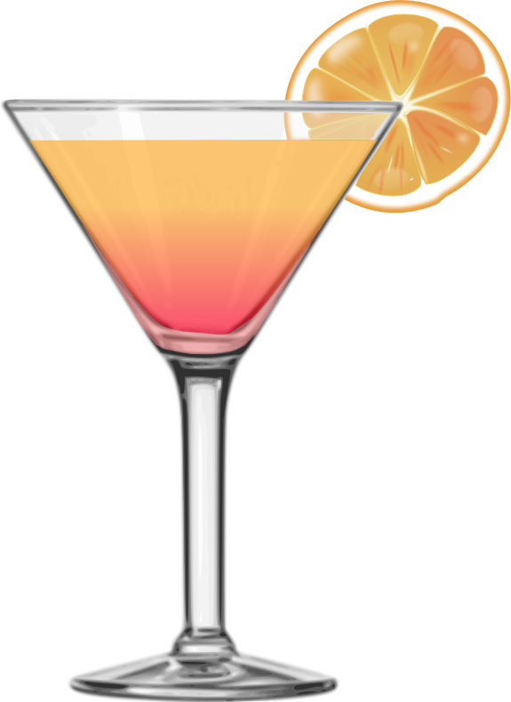 Tequila sunrise cocktail 2