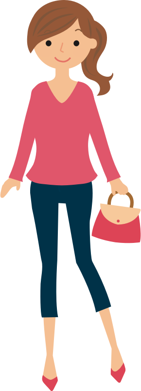 Female Shopper (#4)