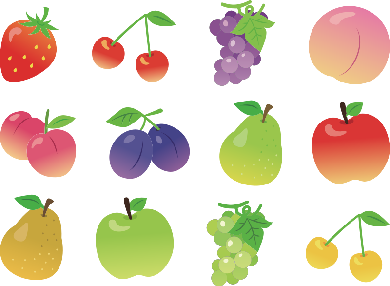 Fruit Collection (#3)