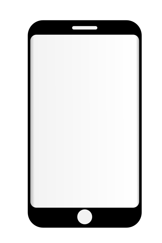 Generic Android Phone Edge rounded