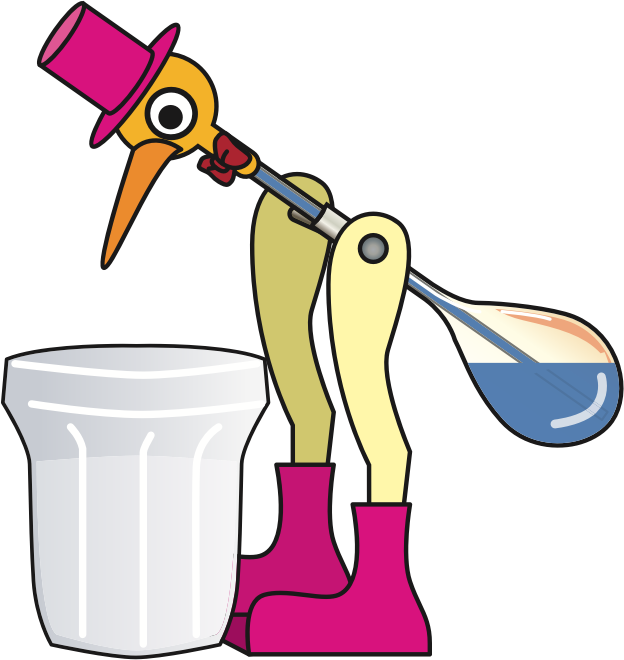 Drinking Bird Animation