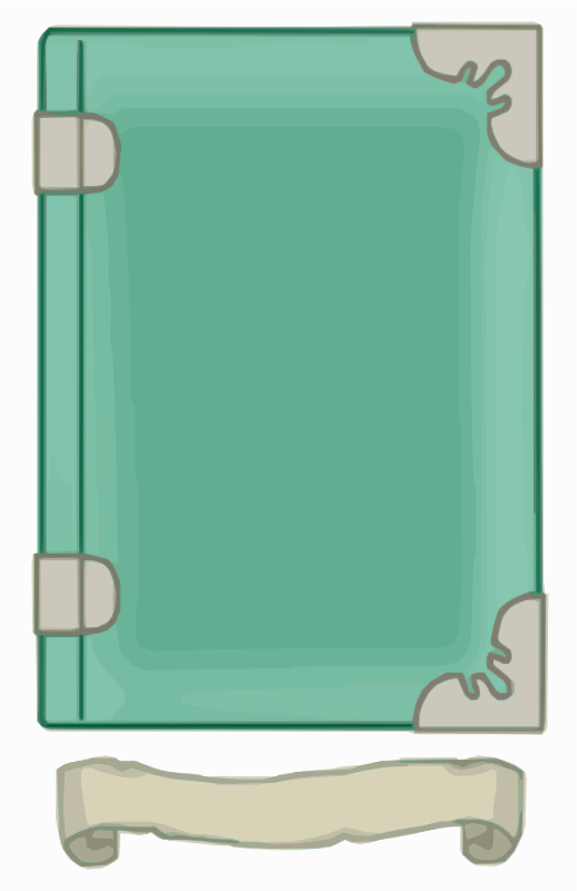 Green book template
