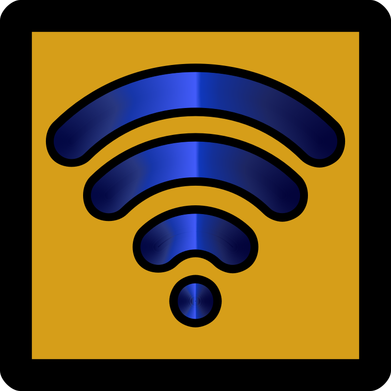 WiFi Icon [Umber]