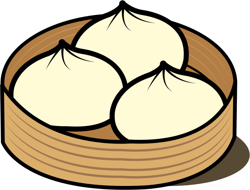 Chinese-style Steamed Bun