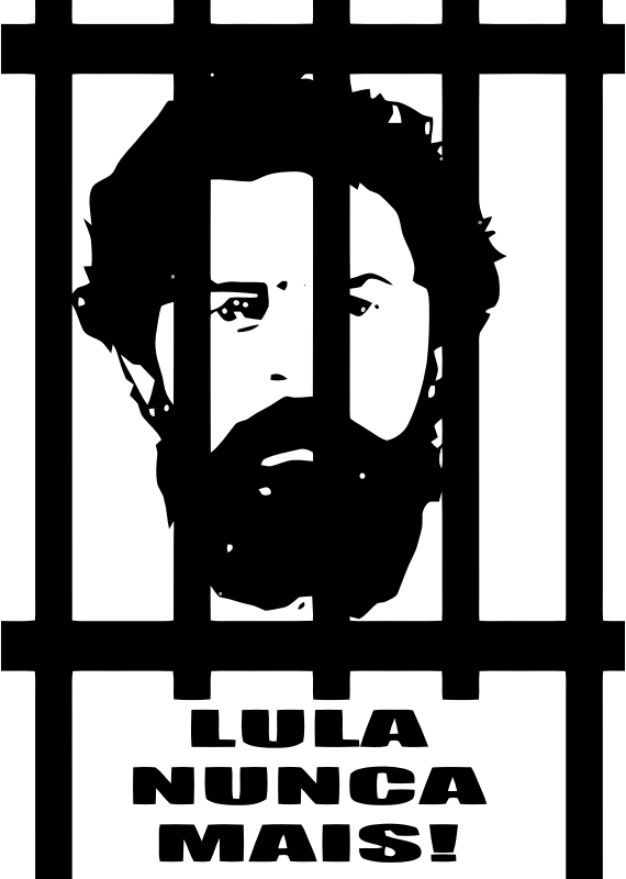 Lula never again