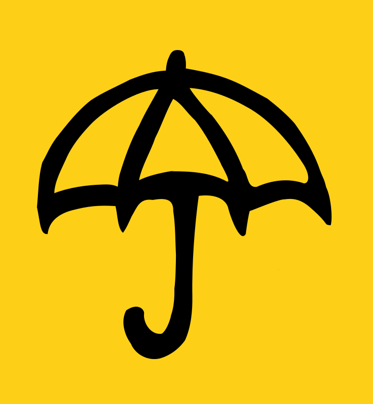 Umbrella Revolution Yellow