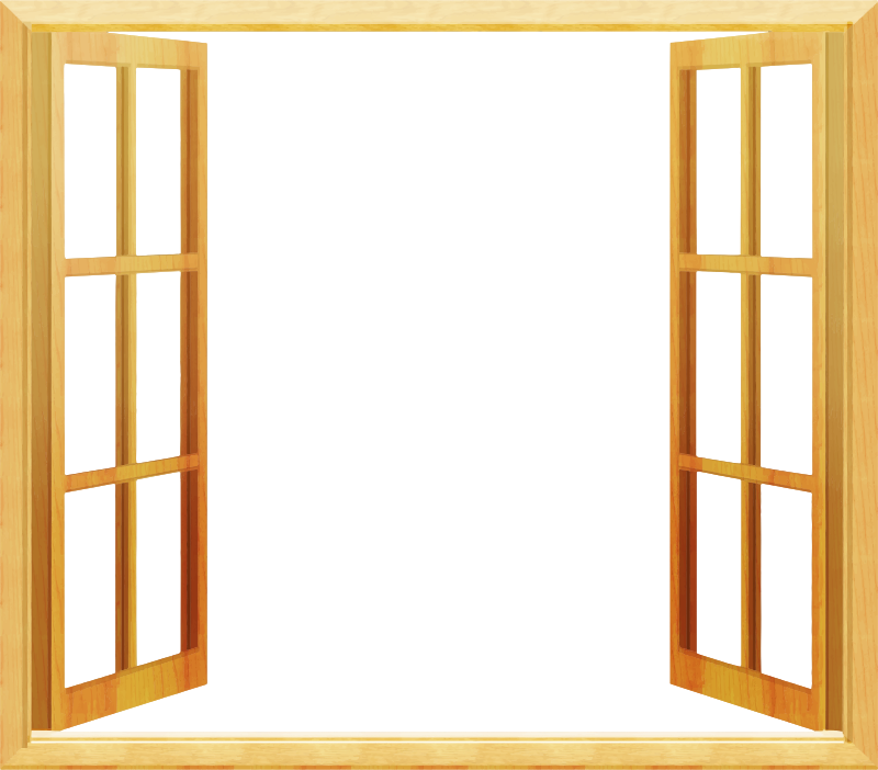Open window (version 2)