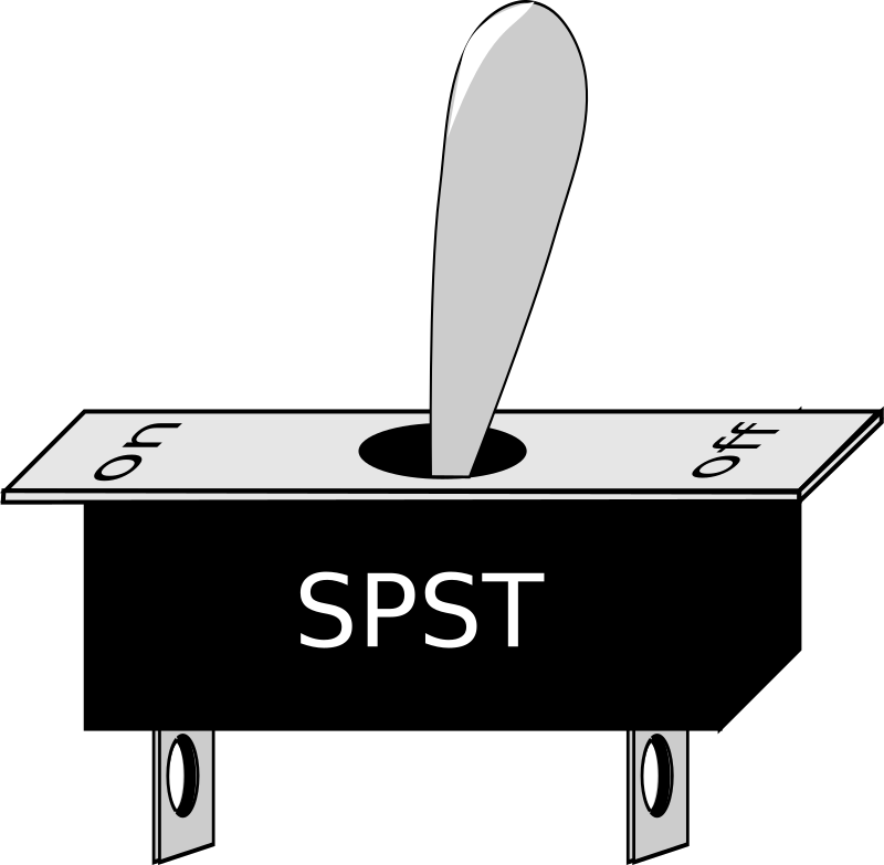 Toggle Switch - SPST