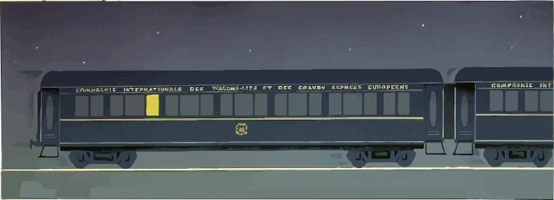 Vintage Night Train