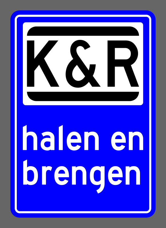 Kiss and Ride (Dutch)