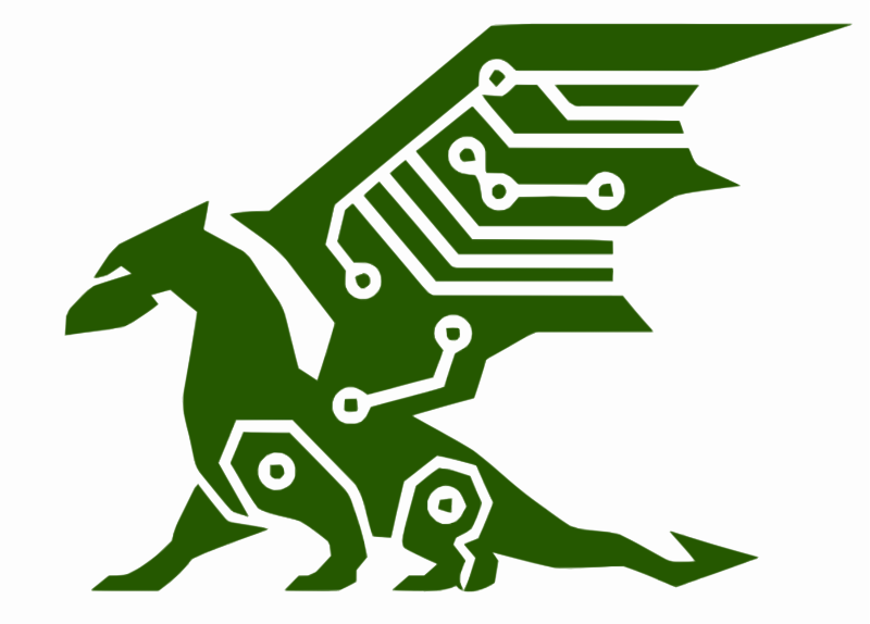 Cyber Dragon (Green)