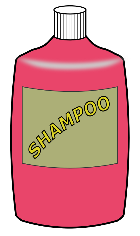 Big Shampoo Bottle