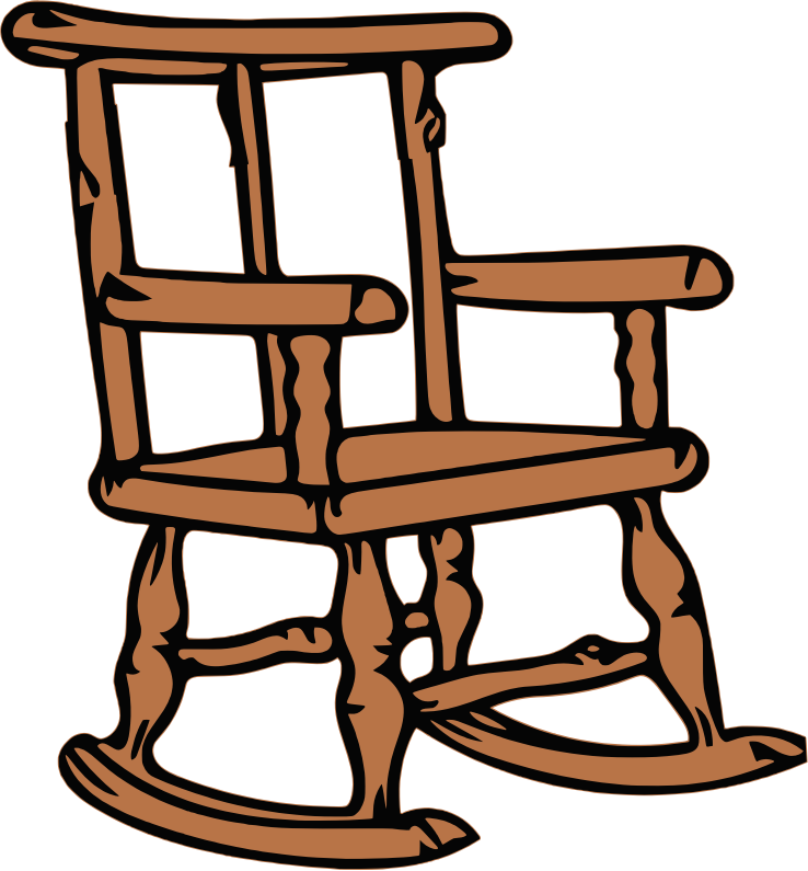 Rocking chair 3