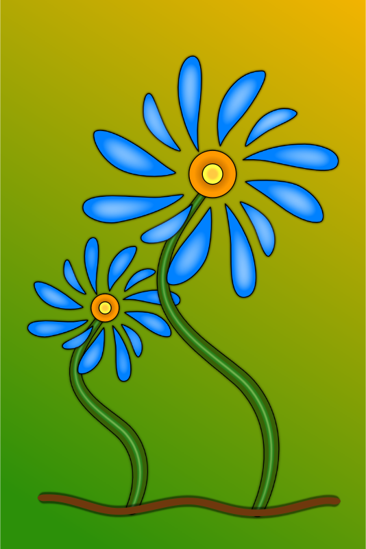 Stylised Flower