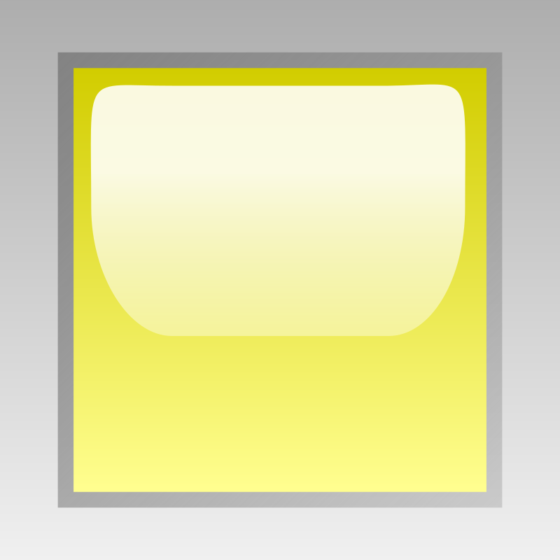 led square yellow