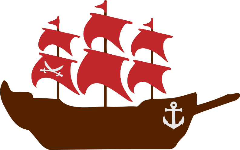 Pirate ship 4