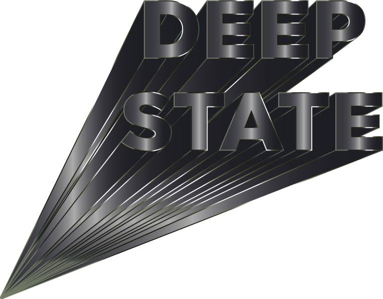 Deep State Typography 3