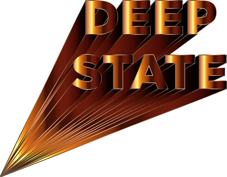 Deep State Typography 4