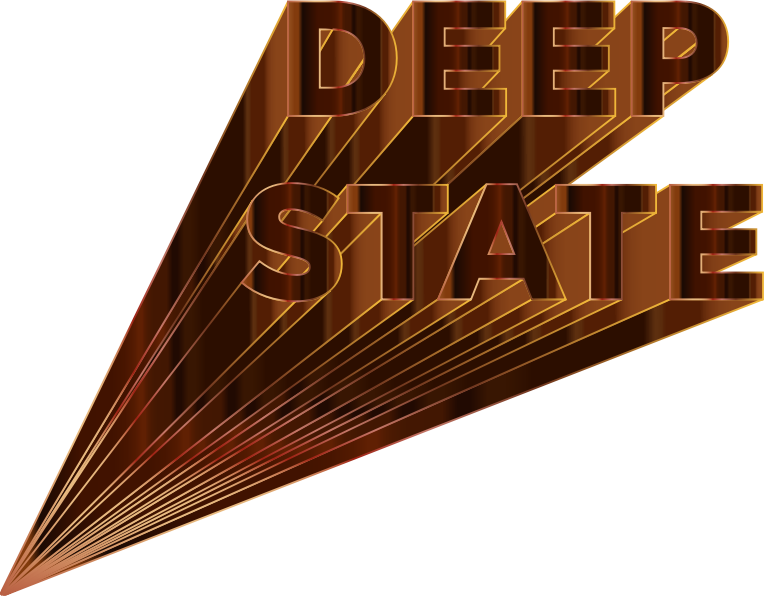 Deep State Typography 5