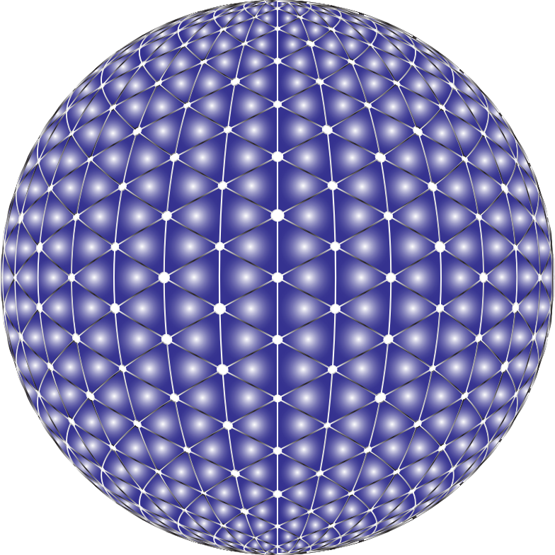 Prismatic Network Orb 5
