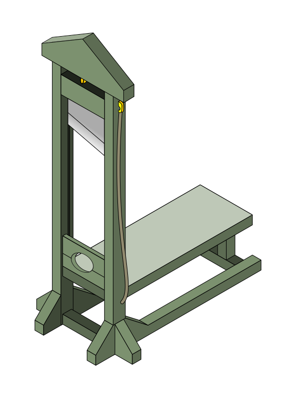 Green Guillotine