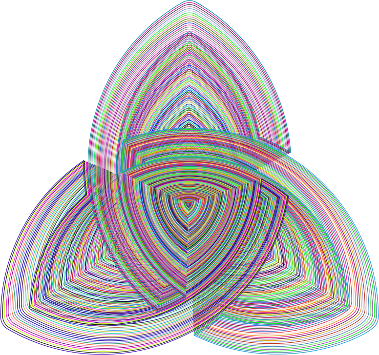 Trinity Celtic Knot Design Variation 2