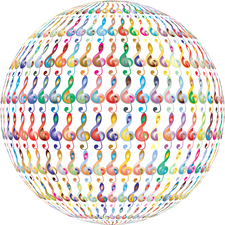 Clef Sphere Prismatic 2