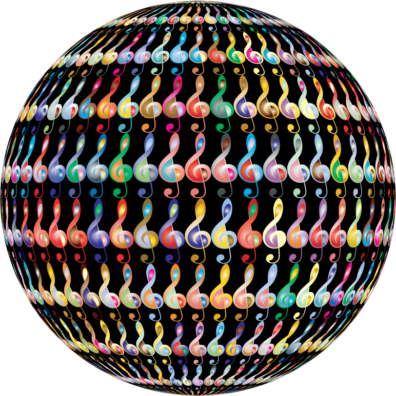 Clef Sphere Prismatic 2 With BG
