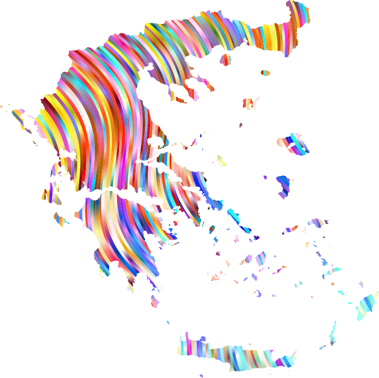 Greece Polyprismatic Stripes