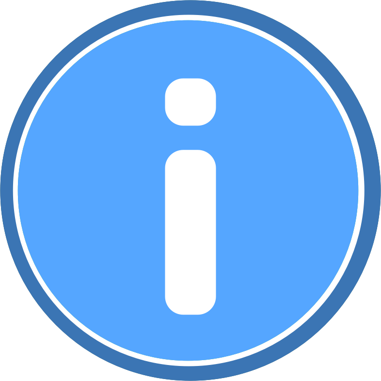 Info Icon (rounded)