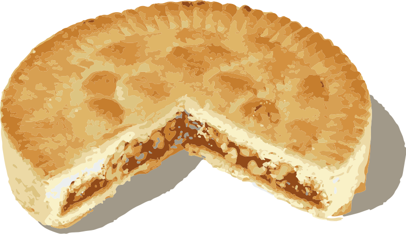 swiss nut pie - swiss pastry
