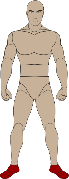 Vector Puppet - Male