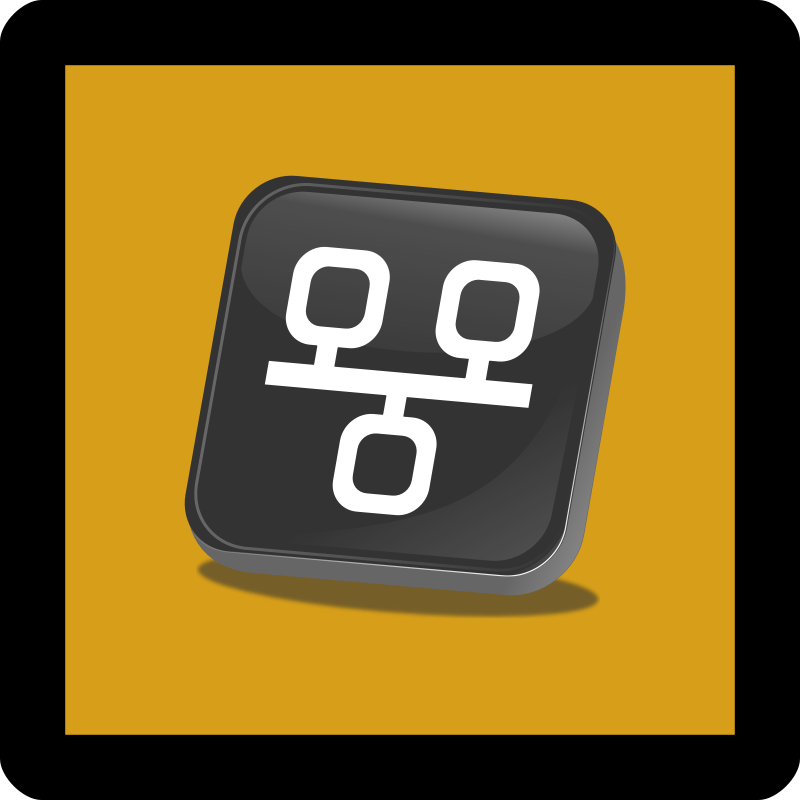 VPN Icon [Umber]