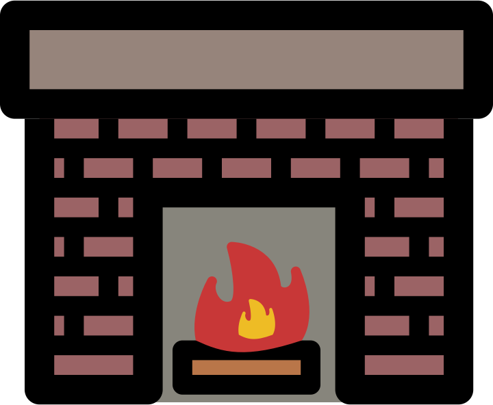 Fireplace - Colour
