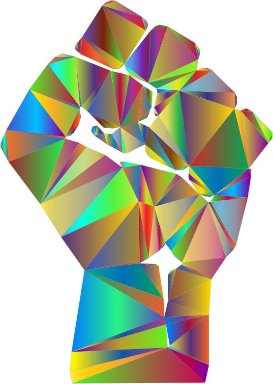 Fist Low Poly