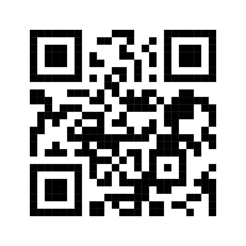 Openclipart website QR code - but secure (https)