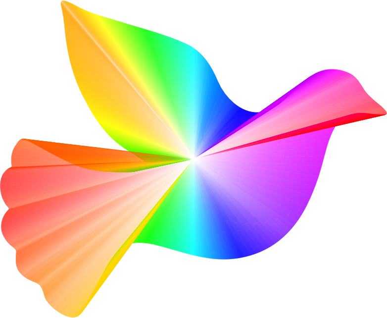 Spectrum Peace Dove