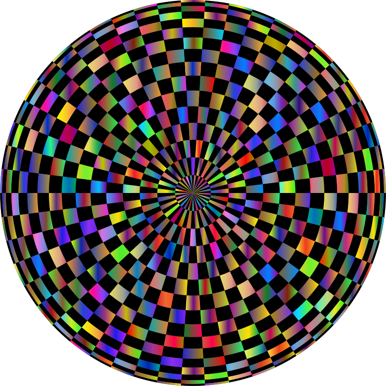 Checkerboard Sphere Polyprismatic
