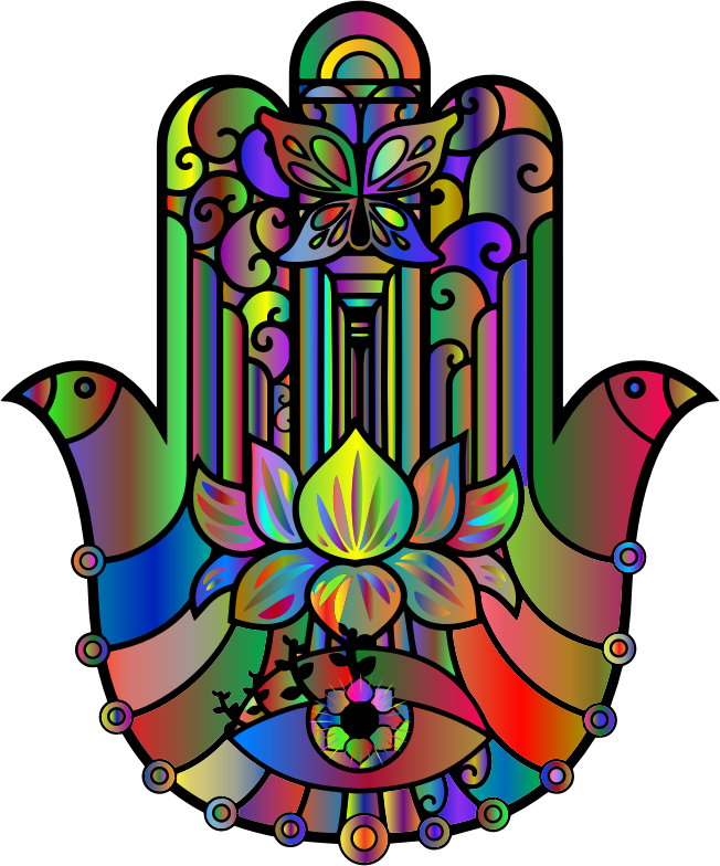Hand Of Fatima Polyprismatic