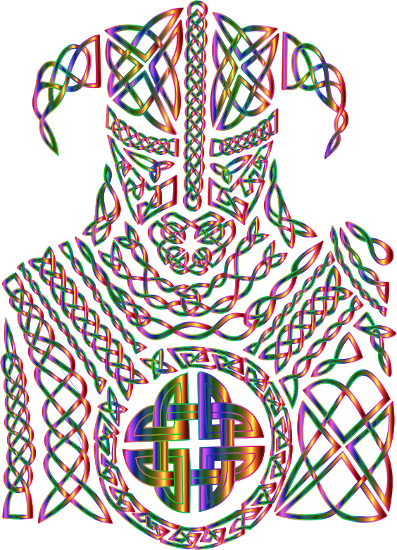 Celtic Knot Viking By 13smok Chromatic No BG