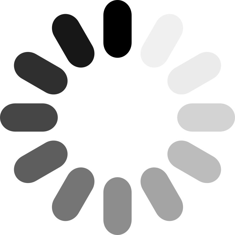 Loading Spinner (Static)