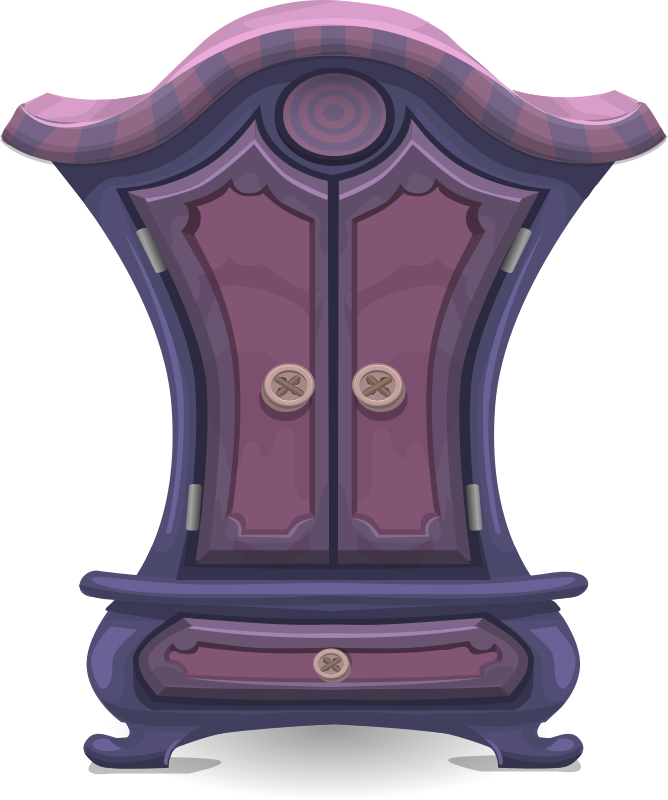 Violet Voyage cabinet from Glitch