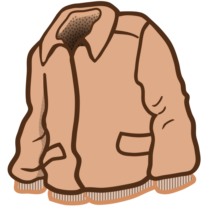 jacket - coloured