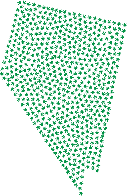 Nevada Marijuana Green