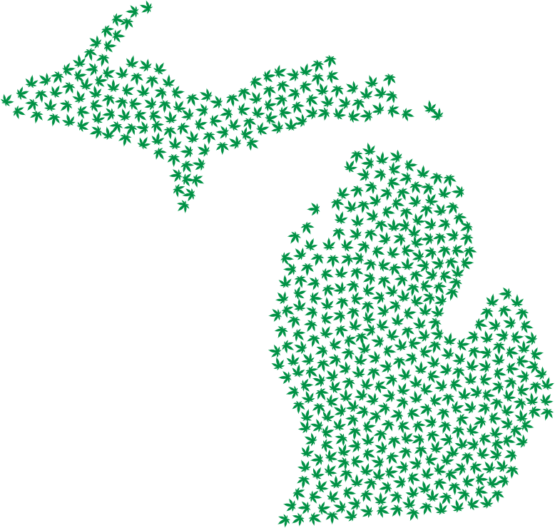 Michigan Marijuana Green