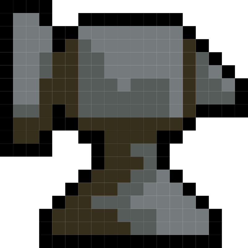 Pixel Anvil