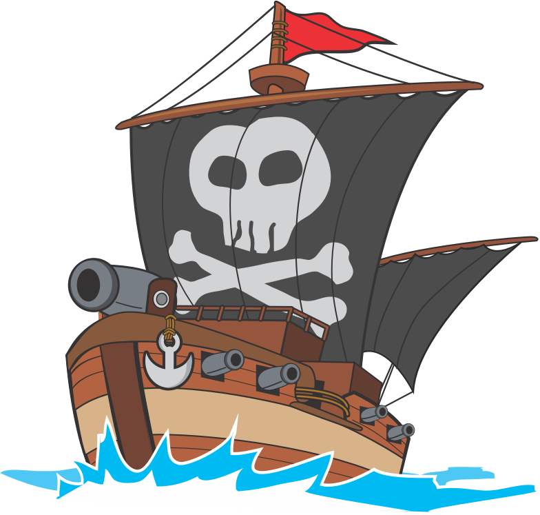 Pirate Ship (#1b)