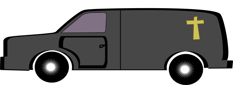 Simple Hearse